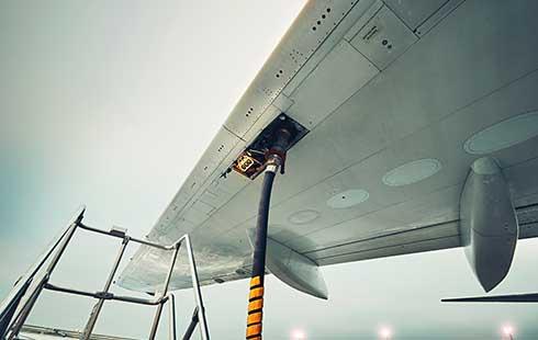 Jet Fuel Storage